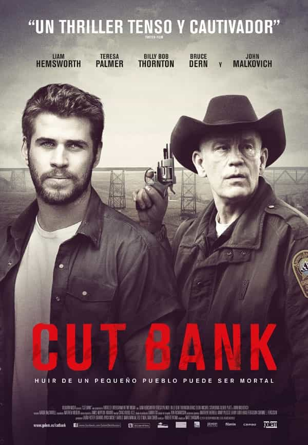 Haircut Banking : cut bank poster