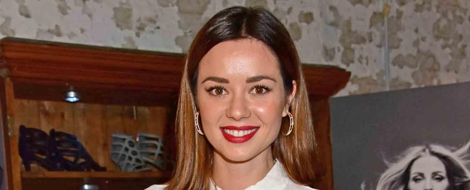 Dafne Fernández, embajadora de la nueva colección de zapatos de Ellie Goulding