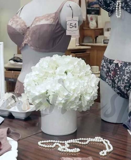 Fran Larrañaga en Dama de Copas… La lencería está de moda