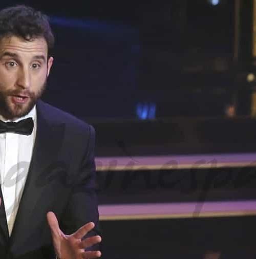 """Dani Rovira: """"No me ha merecido la pena presentar los Premios Goya"""""""