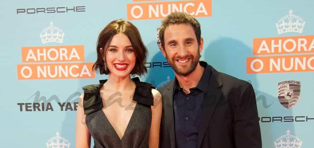 Dani Rovira y María Valverde presentan «Ahora o nunca»