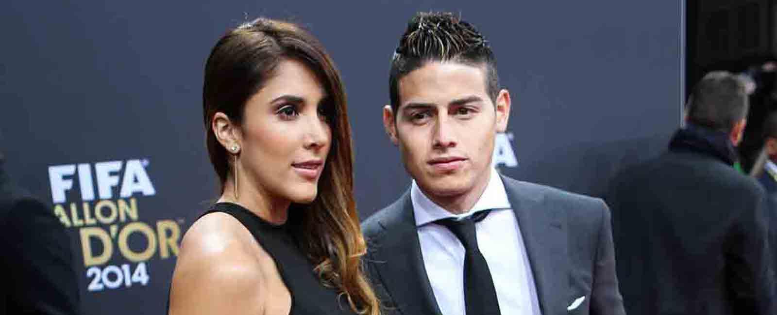 James Rodríguez y Daniela Ospina anuncian su separación