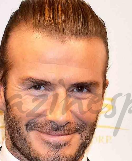 La nueva línea de productos para el cuidado personal de David Beckham