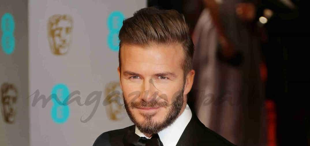 El hombre más sexy del mundo, David Beckham