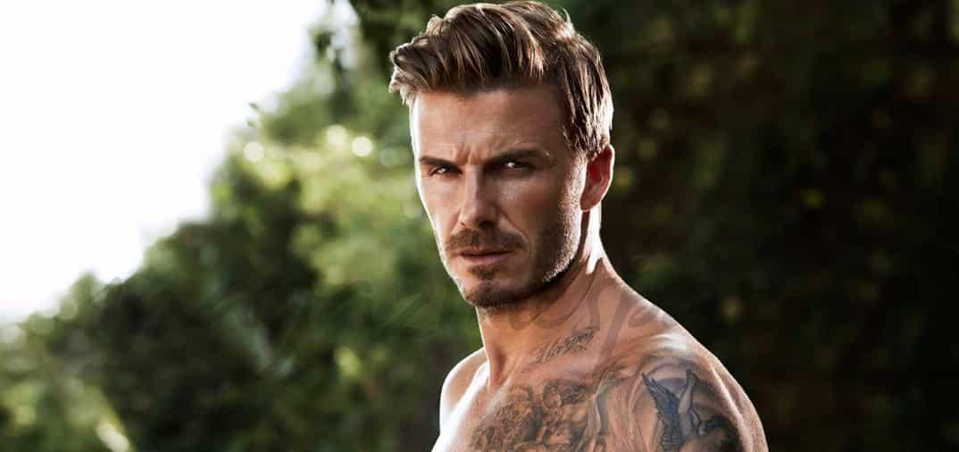 David Beckham elegido el papá «celeb» más glamuroso