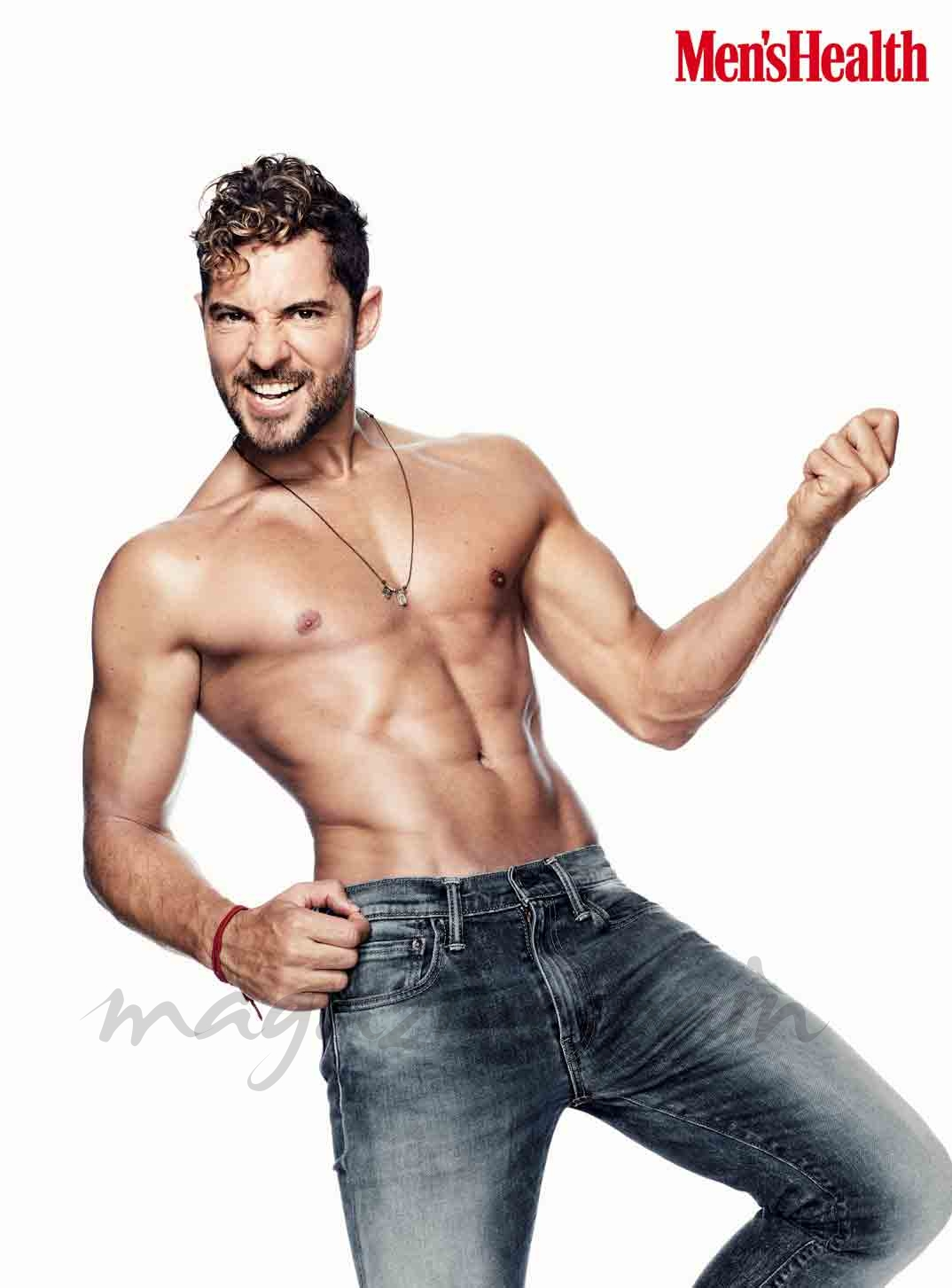David Bisbal - Men's Health