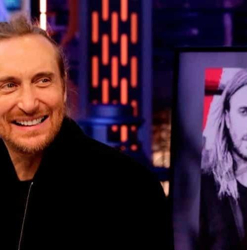 David Guetta en El Hormiguero