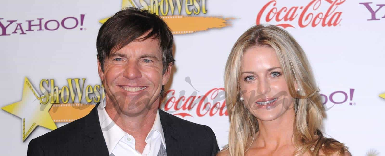 Dennis Quaid y Kimberly Buffington se divorcian
