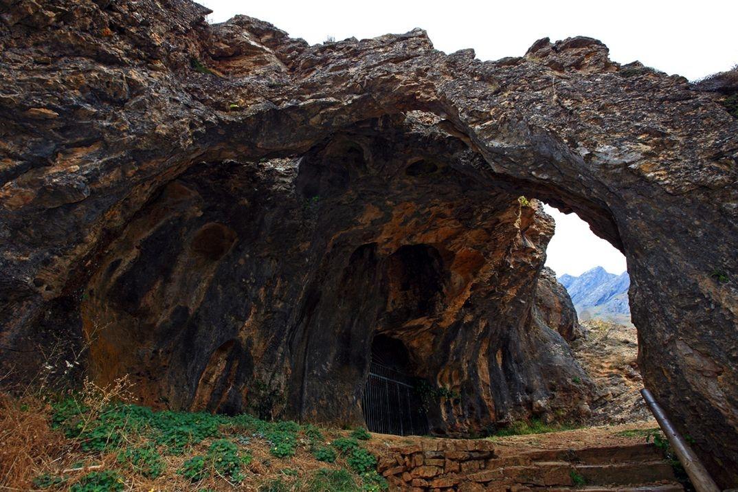 Desfiladero de los Calderones de Piedrasecha
