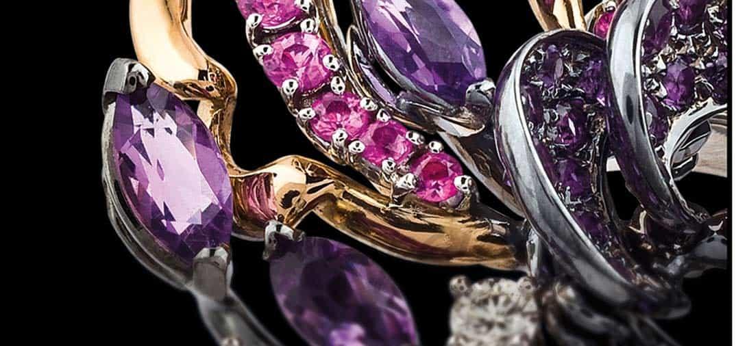 El diamante rosado «Pink Star», subastado en 55 millones de euros