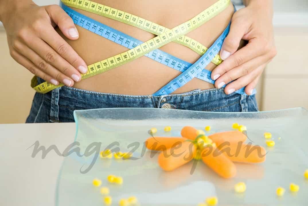 Eliminar los kilos del verano