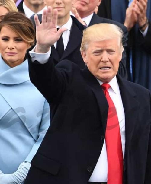 Donald Trump… Las mejores imágenes de su investidura como nuevo Presidente de Estados Unidos