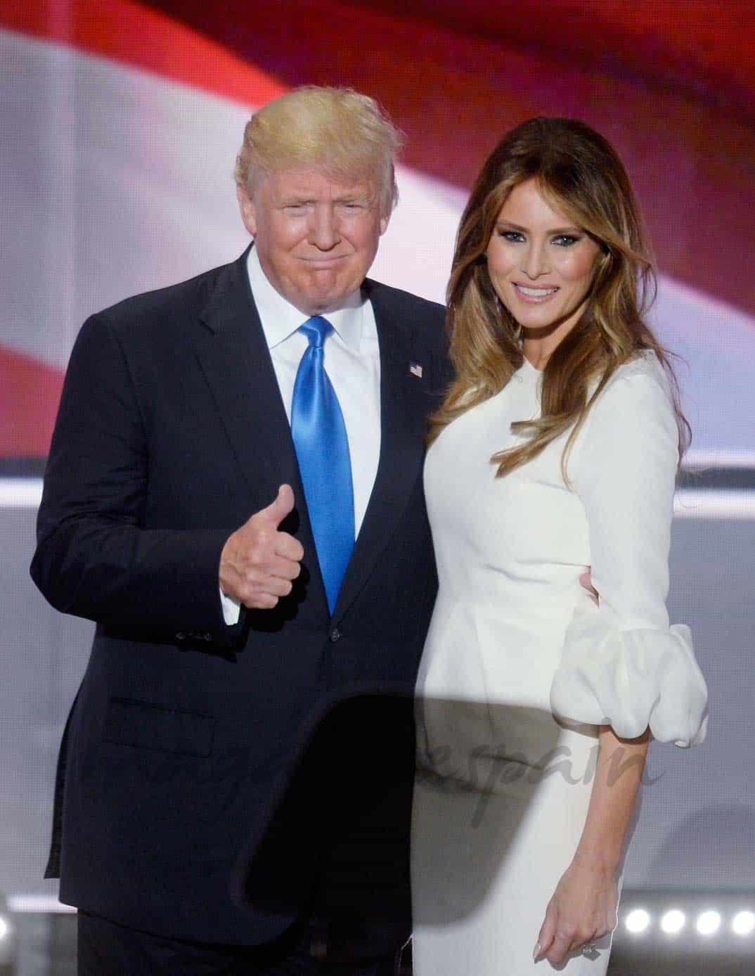 Melania Trump, la nueva Primera Dama