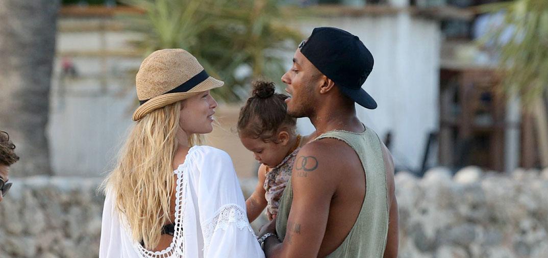 Doutzen Kroes vacaciones en familia en Ibiza