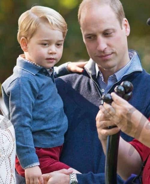 Las imágenes más tiernas de los duques de Cambridge con sus hijos en Canadá