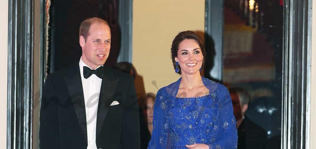 El divertido viaje de los Duques de Cambridge, a la India