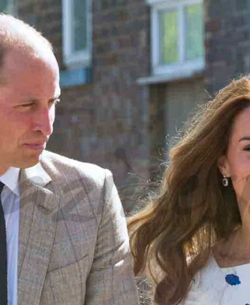 Kate Middleton también recicla su ropa