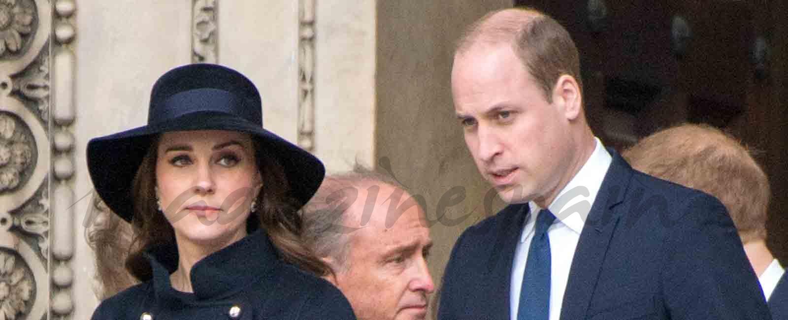 Kate Middleton apuesta por Carolina Herrera
