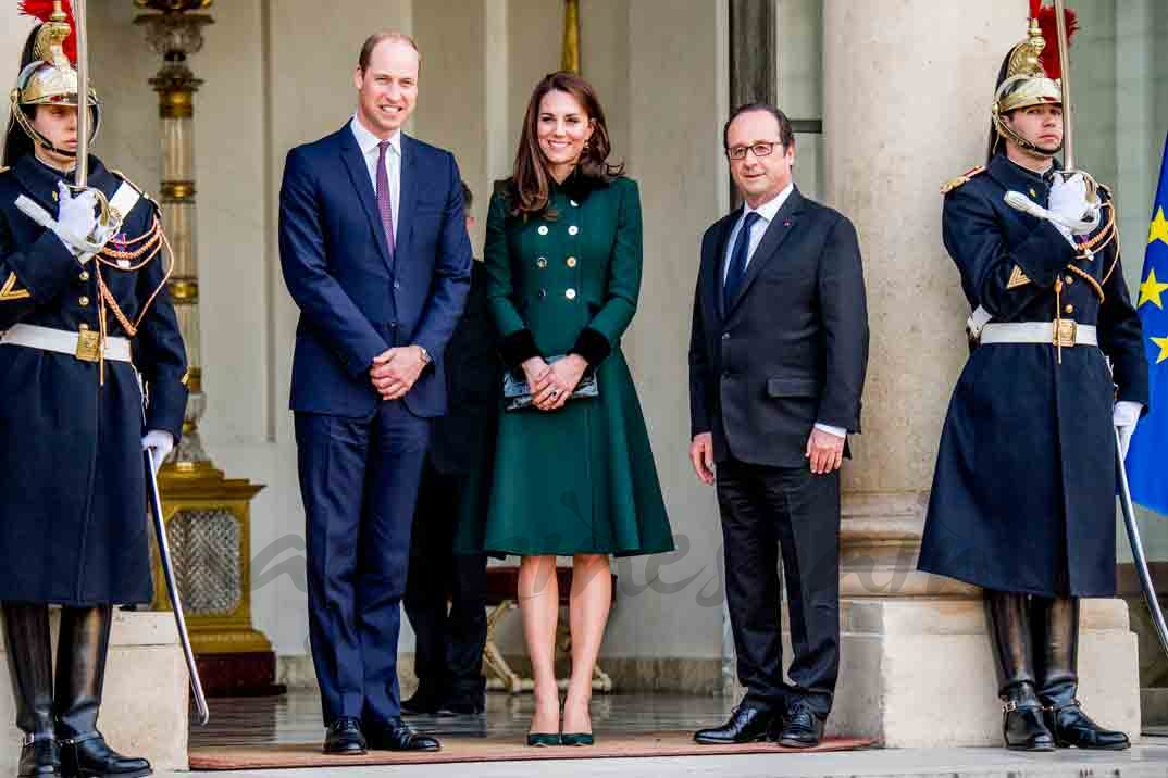 dques de cambridge y hollande