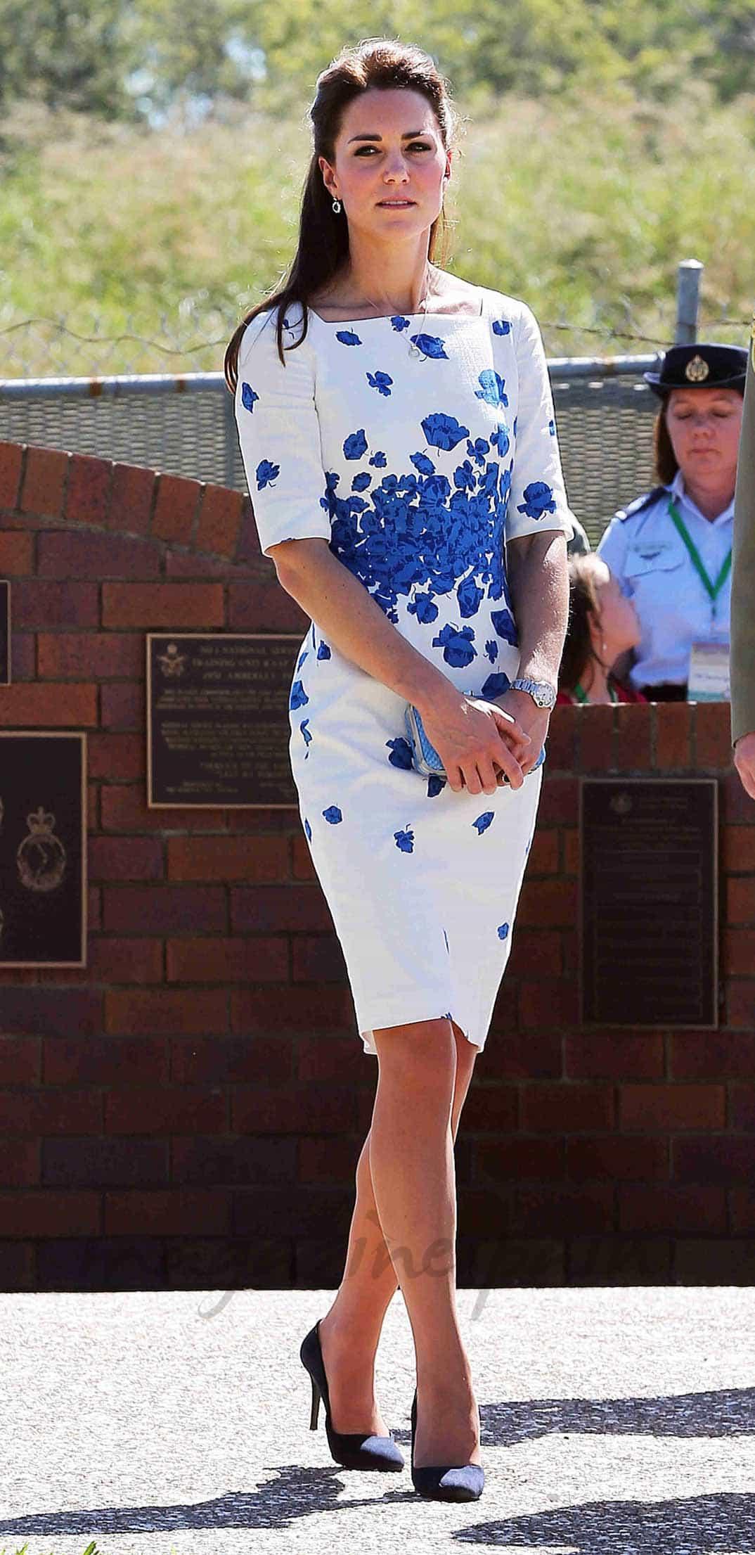 Duquesa de Cambridge, visita a Brisbane, Australia - Abril 2014