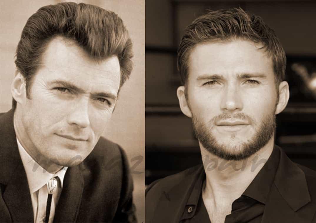 Clint Eastwod y Scott Eastwood