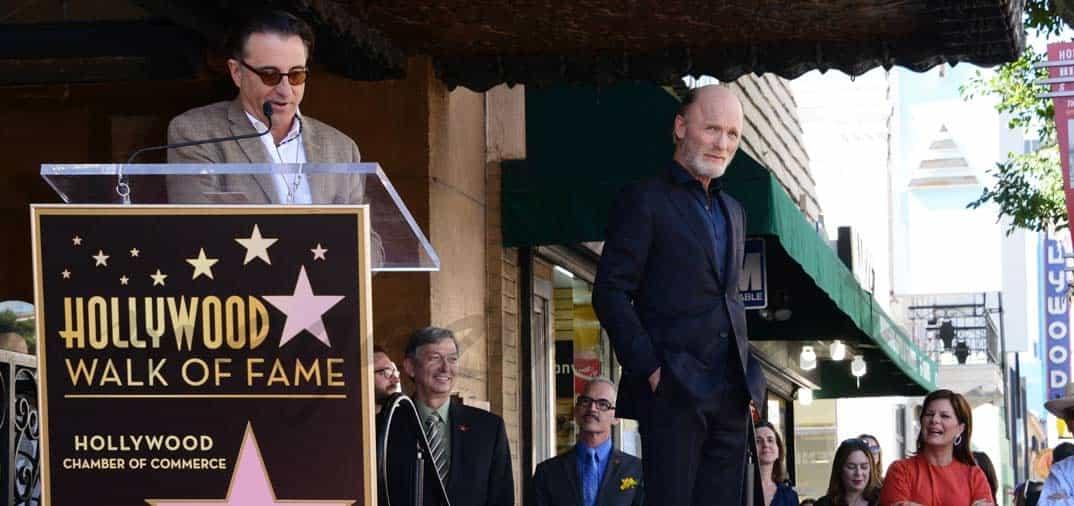 Ed Harris ya tiene su Estrella de la Fama