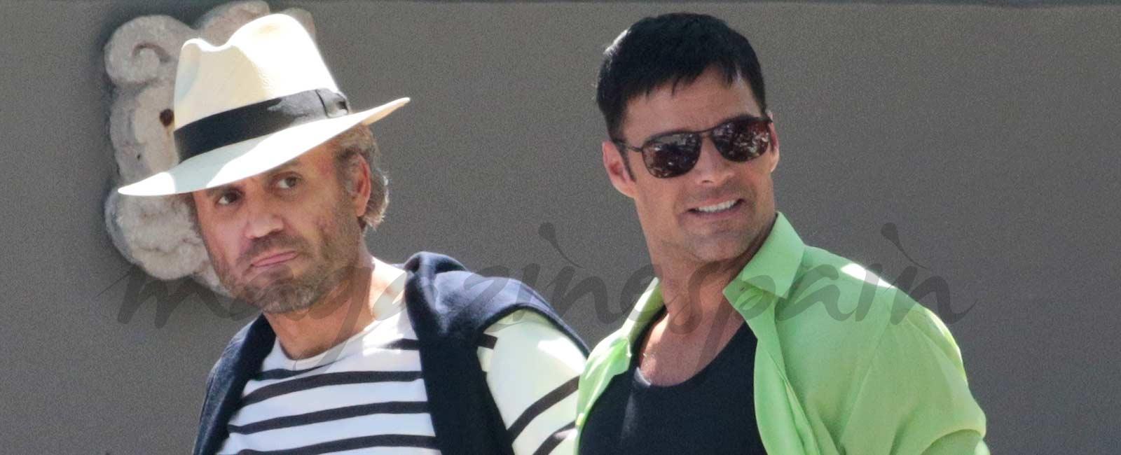 """Ricky Martin deja los escenarios para interpretar el amante de Versace en """"American Crime Story"""""""