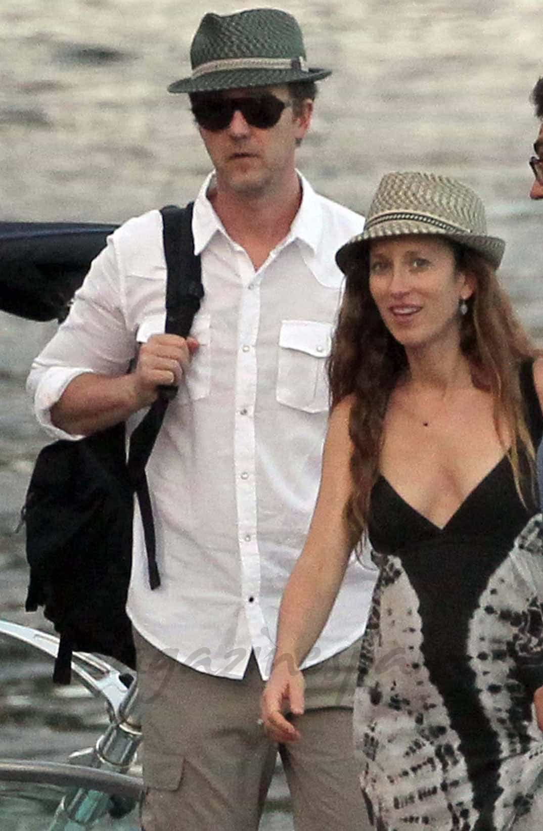 Edward Norton Y Shauna...