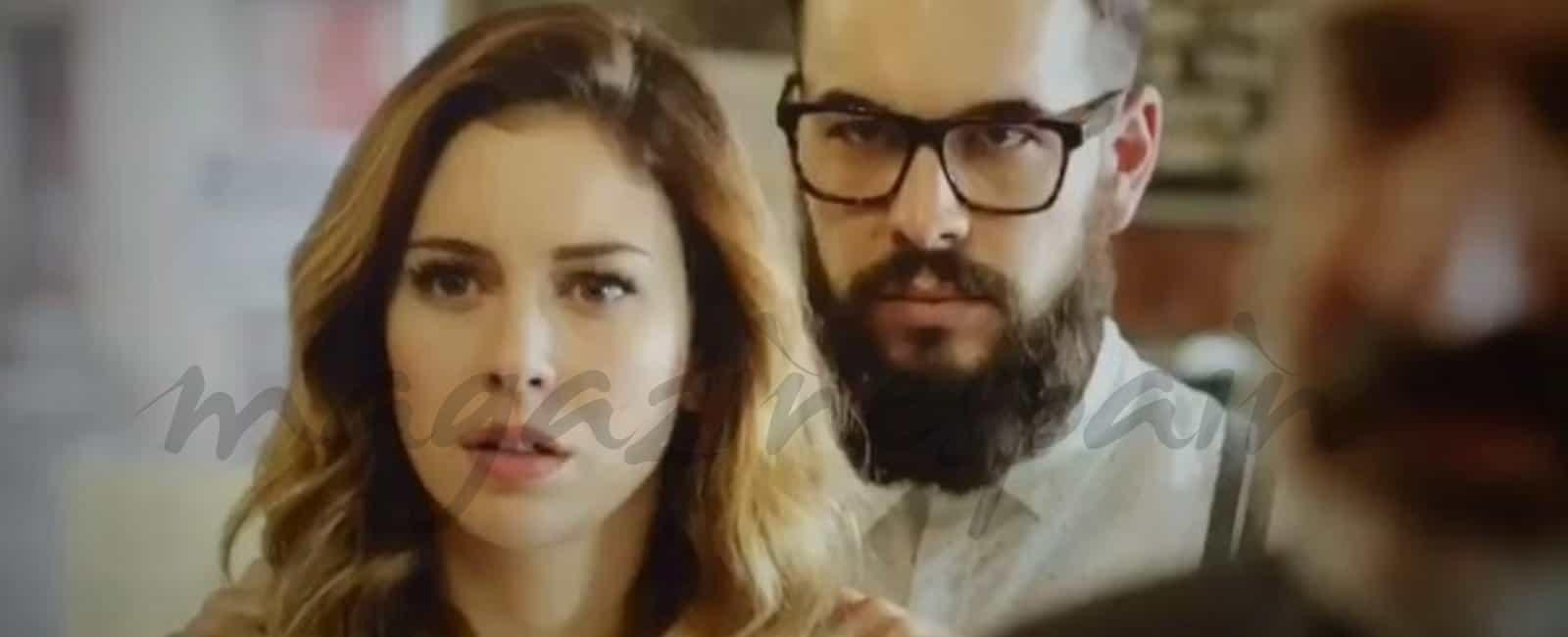 Nuevo tráiler de «El Bar», con Mario Casas y Blanca Suárez
