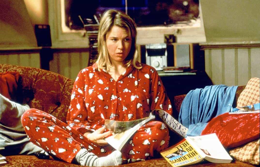 """Renee Zellweger en """"El diario de Bridget Jones"""" (2001)"""