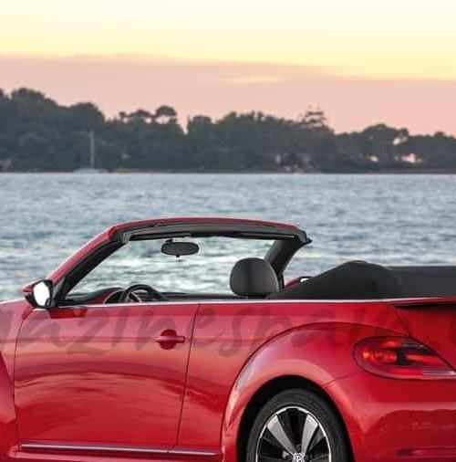 Beetle Cabrio Karmann en homenaje a su creador