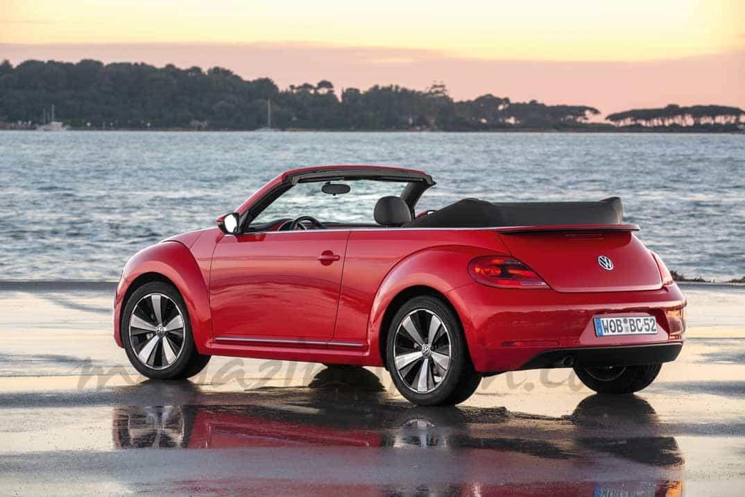 Volkswagen Beetle Convertible >> Beetle Cabrio Karmann en homenaje a su creador