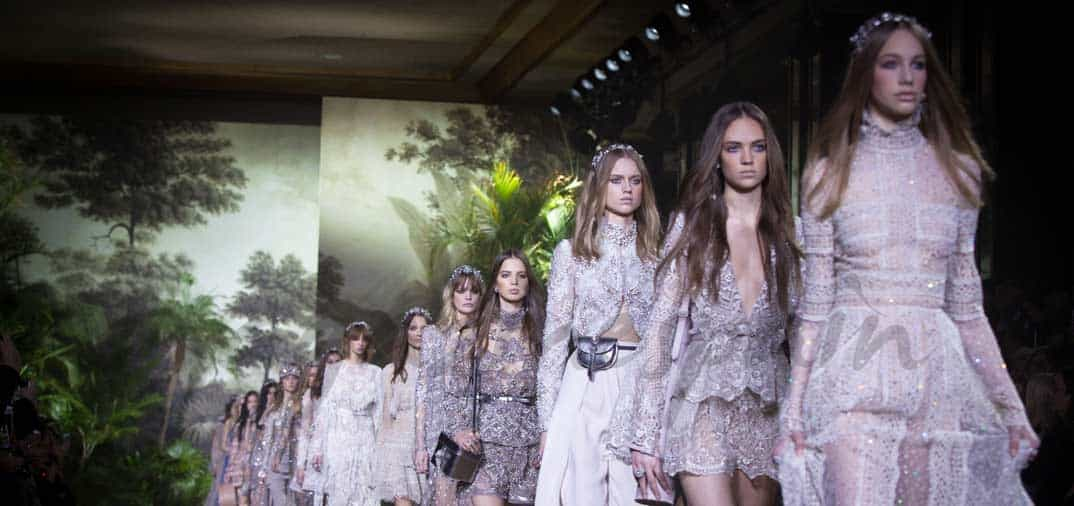 París Fashion Week 2016: Elie Saab-Alta Costura