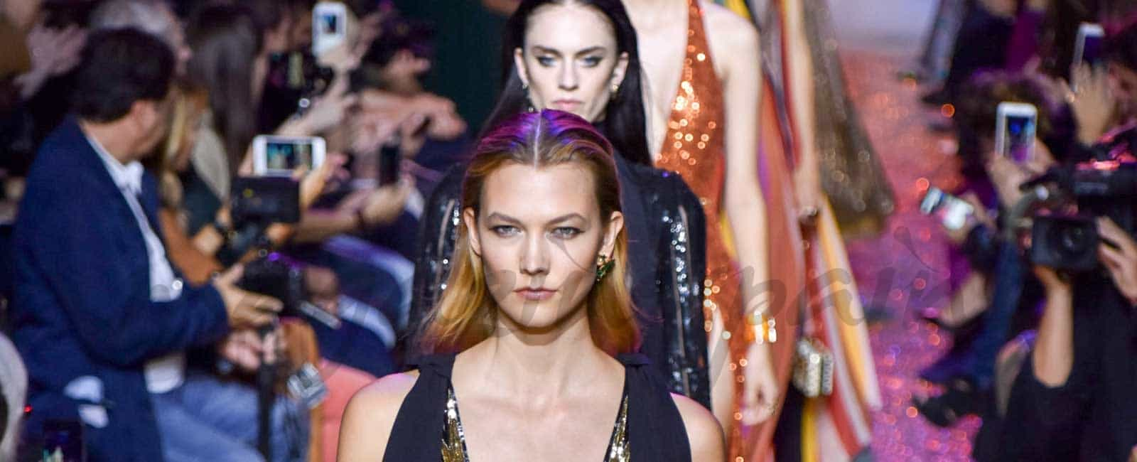 París Fashion Week: Elie Saab Primavera-Verano 2017