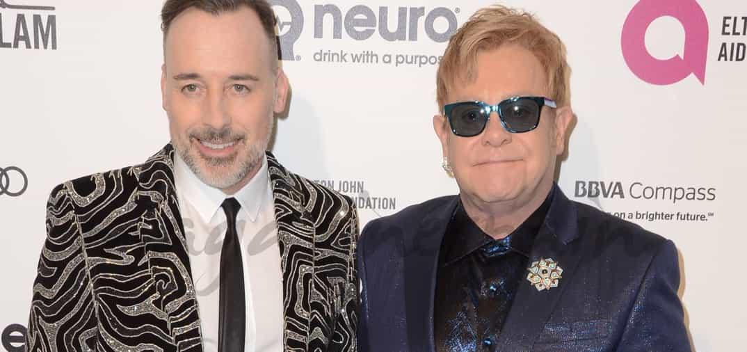 La fiesta solidaria de Elton John