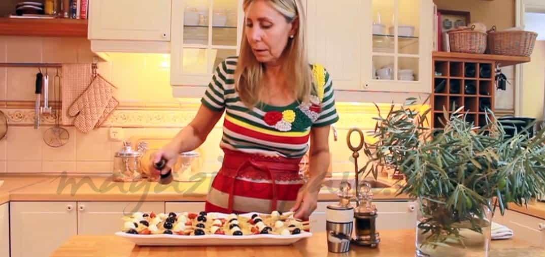 Ensalada de Alcachofas ¡buena para dietas!