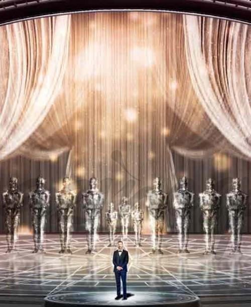 Abrimos las puertas al escenerio de la 89ª edición de Los Oscars