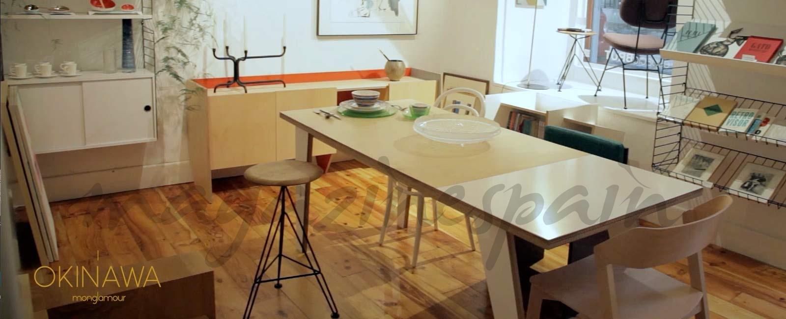 Fran Larrañaga, la decoración está de moda, desde «Espacio Brut»