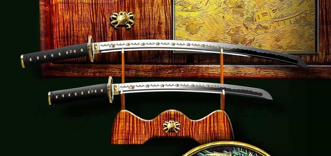 Espadas Samurai valoradas en más de 1 millón de $