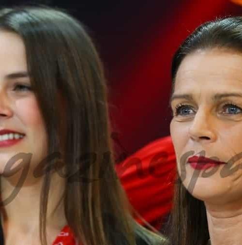 La Princesa Estefanía celebra su 50 cumpleaños en el circo