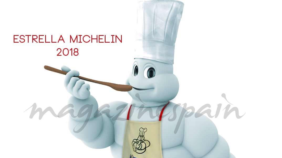 estrella michelin 2018
