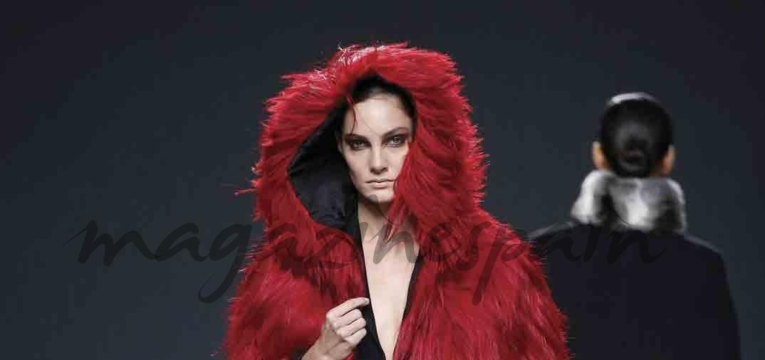 Mercedes Benz Fashion Week Madrid 2015: ETXEBERRIA