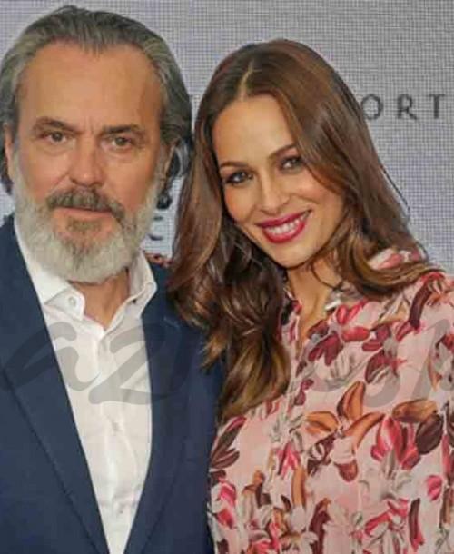 Eva González y José Coronado, la imagen de la felicidad