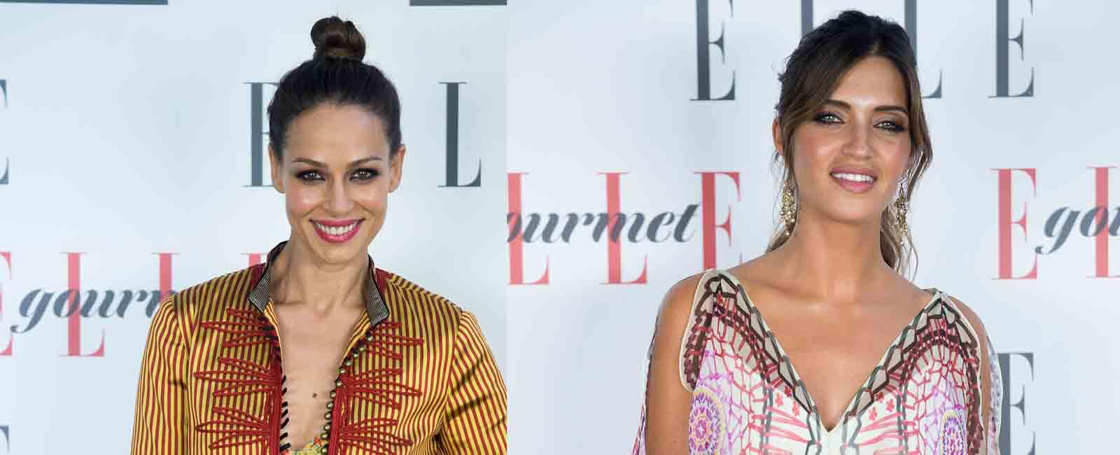 Sara Carbonero y Eva González duelo de bellezas de las chicas de Iker Casillas