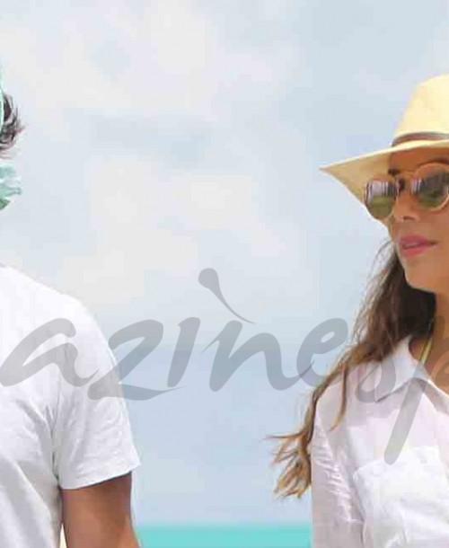 Eva Longoria y su eterna luna de miel, esta vez en Miami