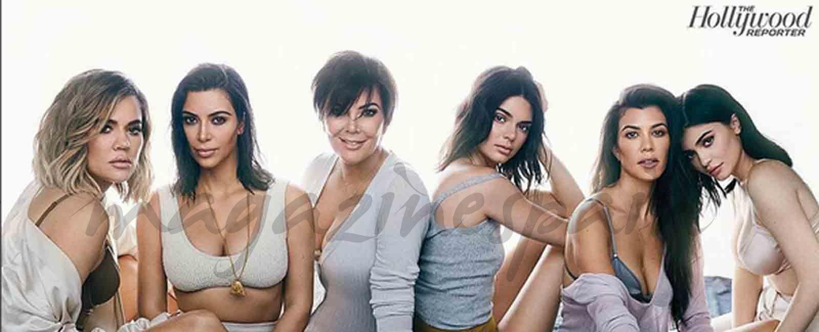 Las Kardashian reciben 100 millones de dólares para seguir haciendo su reality show