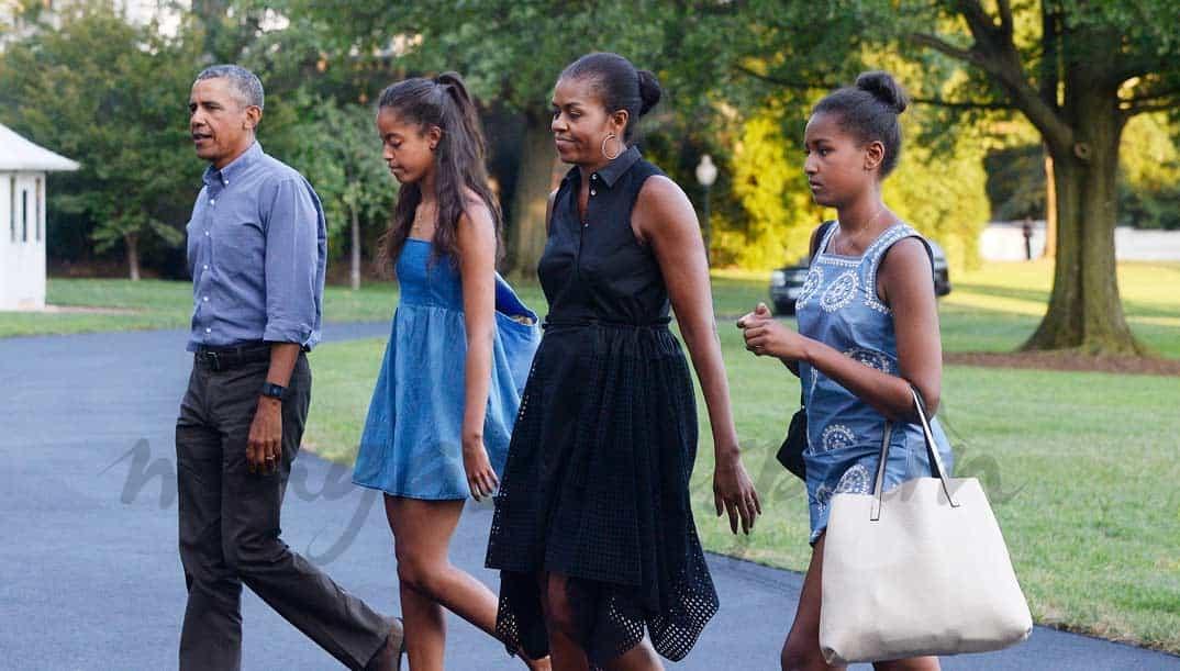 familia-obama-