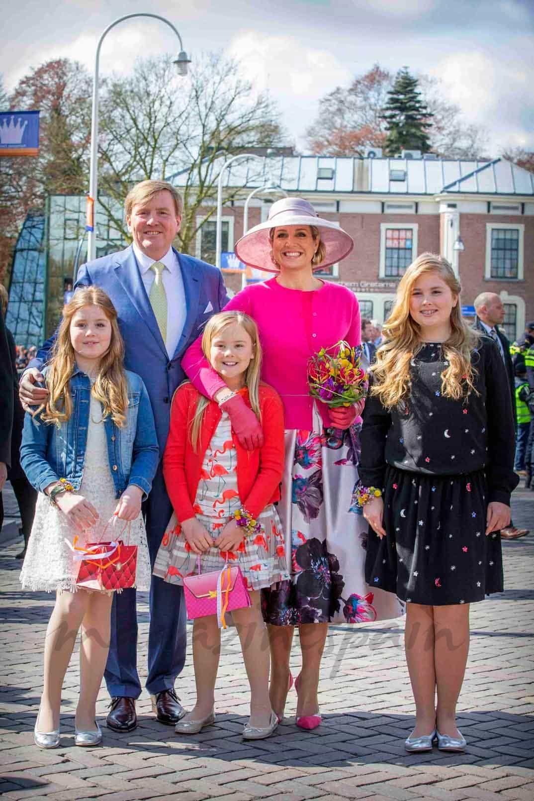 familia- real -holandesa-cumpleaños-guillermo