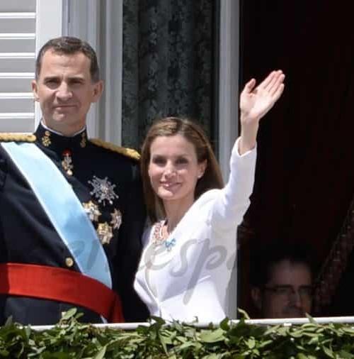 Las imágenes más emotivas de la Proclamación del Rey Felipe VI