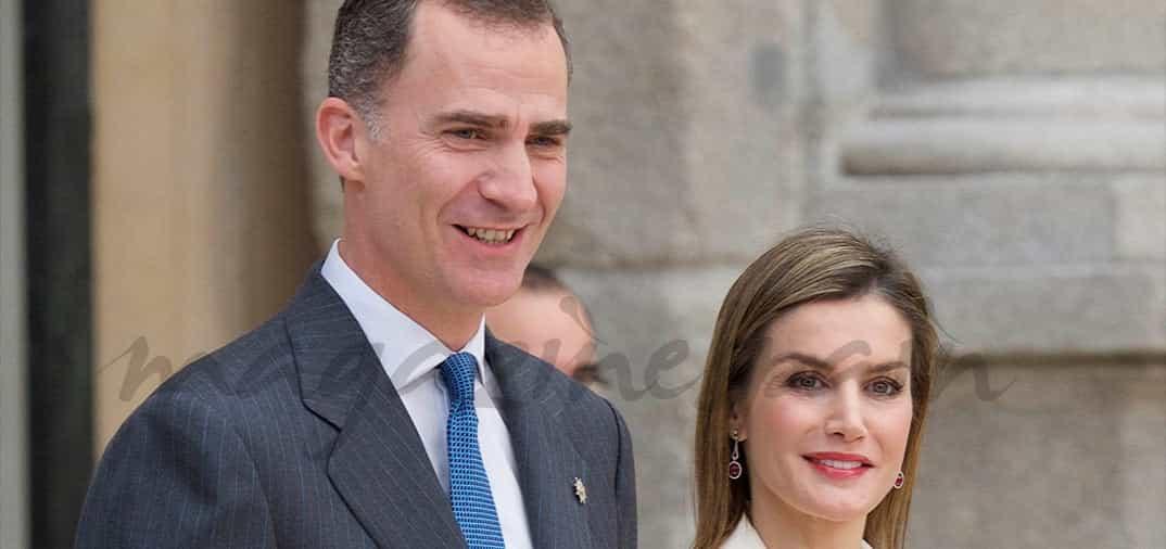 Los reyes Felipe y Letizia visitan El Prado